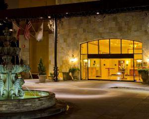 香港-圣塔安那自由行 英國航空-奧蘭治縣機場聖塔安那希爾頓逸林酒店