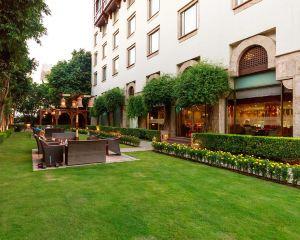 香港-伊斯蘭堡自由行 阿聯酋航空-伊斯蘭堡塞雷納酒店