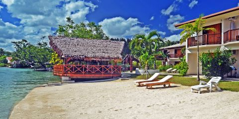 斐濟航空熱帶瀉湖公寓式酒店
