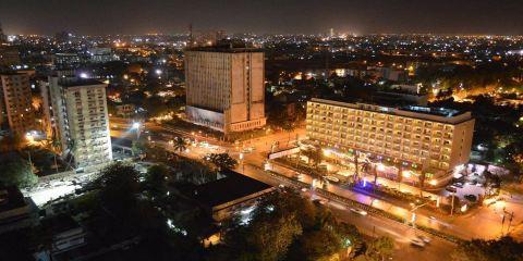 Etihad Airways卡拉奇阿瓦里塔酒店
