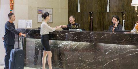 泰國國際航空公司+馬尼拉中國城新都城酒店