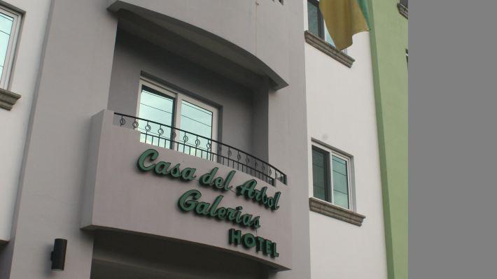 Casa del Arbol Galerias 酒店
