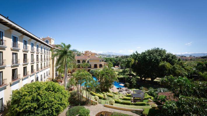 哥斯達黎加貝倫牧場萬豪酒店