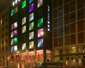 香港-博洛尼亞自由行 荷蘭皇家航空公司博洛尼亞中心烏納酒店