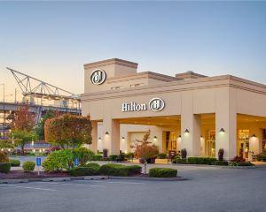 香港-西雅圖自由行 美國航空公司希爾頓西雅圖機場酒店和會議中心