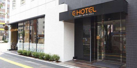 國泰航空東新宿E酒店