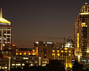香港-約翰尼斯堡自由行 荷蘭皇家航空公司約翰內斯堡桑頓麗笙酒店