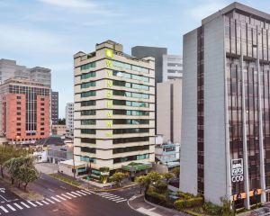香港-基多自由行 荷蘭皇家航空公司-基多温德姆花園酒店
