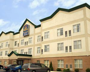 香港-印第安納波利斯自由行 全日空航空貝斯特韋斯特機場套房酒店