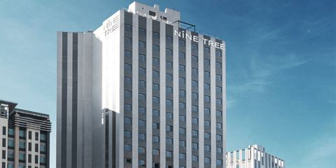 中國國際航空公司九棵樹酒店東大門