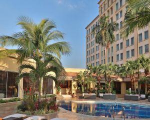 香港-圣佩德羅蘇拉自由行 美國聯合航空-聖佩德羅蘇拉皇家洲際酒店