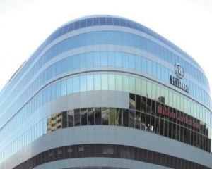 香港-法蘭克福自由行 英國航空-希爾頓花園法蘭克福空港酒店