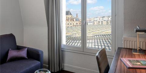 長榮航空+巴黎馨樂庭頂級酒店