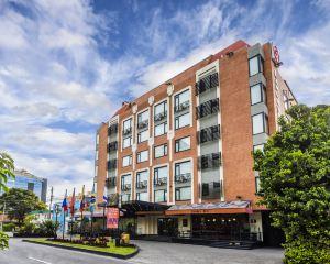 香港-波哥大自由行 加拿大航空公司蘭開斯特宮酒店