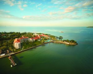 香港-哥打京那巴魯自由行 馬來西亞航空公司-哥打京那巴魯香格里拉丹絨亞路酒店