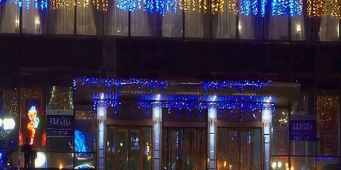 俄羅斯航空+烏克蘭大酒店