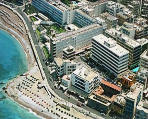 香港-羅得島自由行 德國漢莎航空-艾莉西亞高級城市酒店 - 僅限成人入住