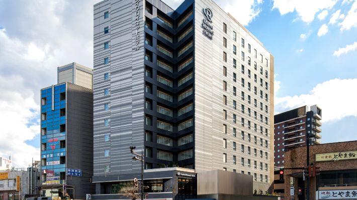 富山站前大和ROYNET酒店