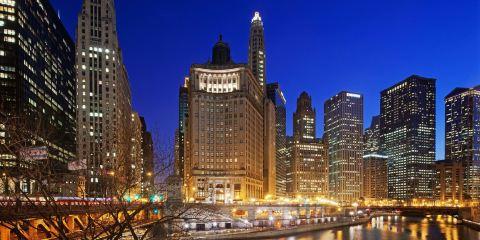 長榮航空+芝加哥希爾頓倫敦之家格芮精選酒店