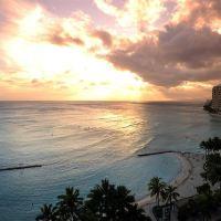 歐胡島夏威夷·火奴魯魯太平洋海灘酒店(Pacific Beach Hotel)