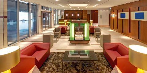 國泰航空希爾頓花園法蘭克福空港酒店