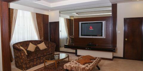 Etihad Airways伊斯蘭堡萬豪酒店