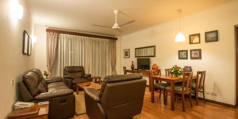 肯尼亞航空公司+海崖閣酒店及豪華公寓