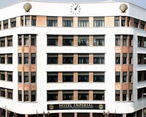 香港-卡薩布蘭卡自由行 法國航空公司帝國卡薩布蘭卡酒店