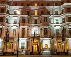 香港-倫敦 4天自由行 芬蘭航空+倫敦Park International酒店