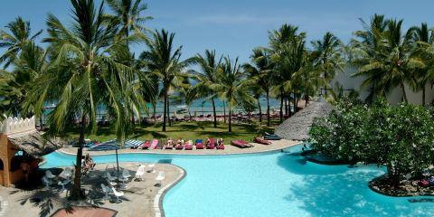 肯尼亞航空公司+班布里海灘酒店