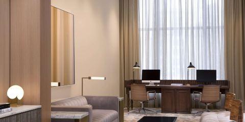 法國航空公司+華盛頓哥倫比亞特區康萊德酒店