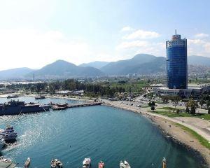 香港-伊茲密爾自由行 瑞士國際航空-伊茲密爾奧迪萊克温德姆大酒店