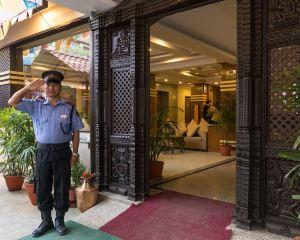 香港-加德滿都自由行 印度捷特航空公司諾爾布林卡精品酒店