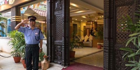 印度捷特航空公司諾爾布林卡精品酒店