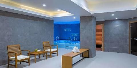 韓亞航空公司阿拉木圖希爾頓逸林酒店