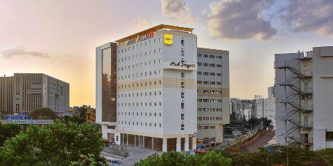 印度捷特航空公司+海得拉巴科技城智選假日酒店