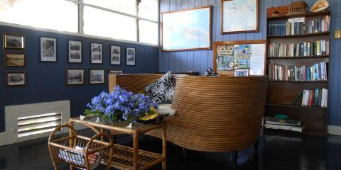 新西蘭航空T 薩摩亞浮木酒店