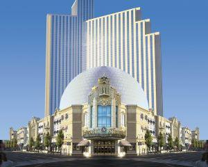香港-里諾自由行 美國達美航空公司-德洛銀色傳統裏諾賭場度假村酒店