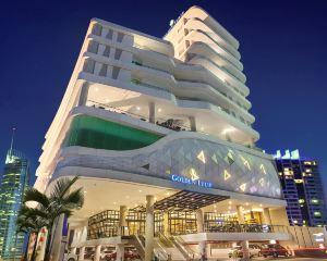 香港-坤甸自由行 印尼嘉魯達航空坤甸金色鬱金香酒店