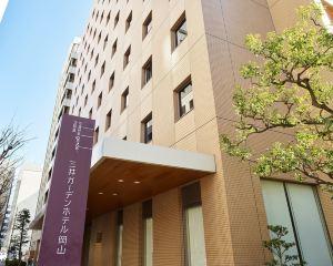 香港-岡山自由行 香港航空岡山三井花園酒店