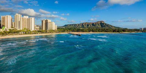 美國達美航空公司+威基基海灘萬豪度假酒店及水療中心