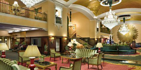 美國達美航空公司+希爾頓格芮精選安威格蘭德廣場酒店