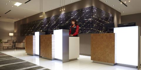 香港航空+渥太華市中心萬豪Delta酒店