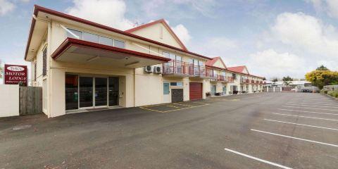 新西蘭航空+B K S 汽車旅館