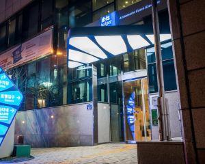 香港-釜山自由行 中國東方航空公司釜山海雲台宜大使宜必思快捷酒店