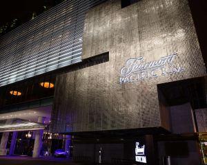 香港-溫哥華自由行 美國航空公司費爾蒙特環太平洋酒店