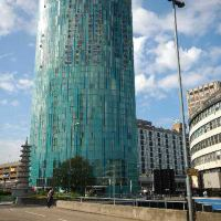 伯明翰麗笙酒店(Radisson Blu Hotel, Birmingham)