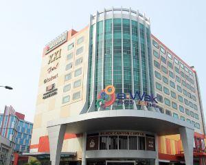 香港-巴里巴班自由行 印尼嘉魯達航空-巴里巴班伽特拉大酒店