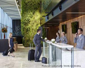 香港-華沙自由行 土耳其航空-華沙中心諾富特酒店