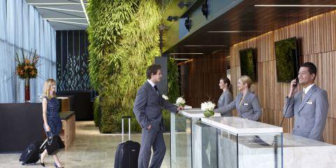 法國航空公司+華沙中心諾富特酒店